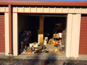 Contents Of Abandoned Storage Units