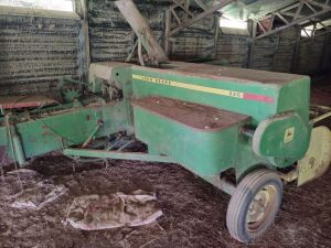 Hay Balers & Equipment
