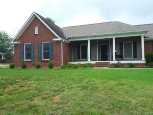 3-Bedroom Brick Home:  Bechtel Estate