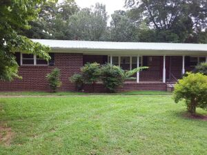 3-Bedroom Brick Home On 2.5 Acres+/-