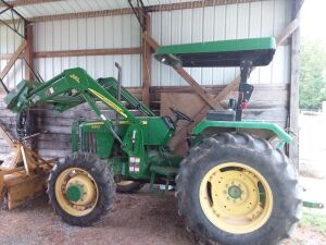 Tractors, Farm Equipment & Cars