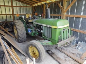 Tractors, Salvage Vehicles, Tools & More