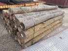 1 BUNDLE OF FENCE POSTS