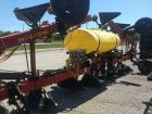 12-Row Dickey Vator Hooded Sprayer