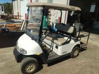 EZ-GO Electric Golf Cart With Charger