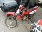 Honda XR 80 Dirt Bike
