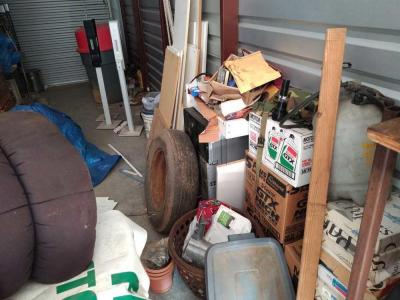 Contents Of Abandoned 10'x30' Storage Unit