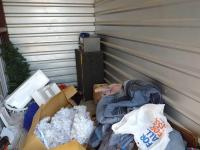 Contents Of Abandoned 5'x10' Storage Unit