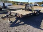 17' ROAD KING TRAILER