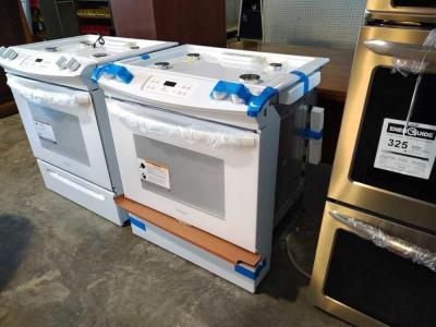 FRIGIDAIRE GAS RANGE (NEW) NATURAL GAS/ PROPANE