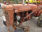 SUPER A FARM ALL TRACTOR W/ MOWER, CUTTER & CULTIVATOR