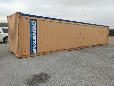 40' OPEN TOP SHIPPING CONTAINER