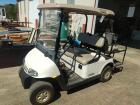 EZ-GO ELECTRIC GOLF CART W/ CHARGER;  BOS ONLY