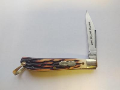 Limited Edition 2017 Uncle Henry Pocket Knife
