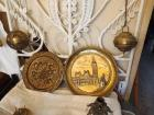 Brass Display Plates & Incense Burners