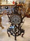 Linden Decorative Desk Clock