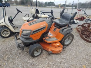 HUSQVARNA RIDE MOWER