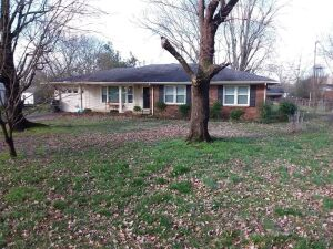 3-BEDROOM BRICK HOME ON 3/4 ACRE± LOT