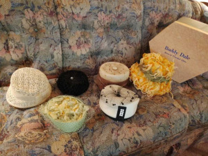 COLLECTION OF VINTAGE LADIES HATS