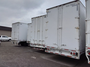 1989 48' Kentucky Trailer; VIN 1KKVE4820KL083750