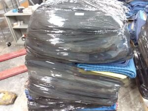 Pallet Of Moving Blankets
