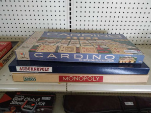 ASSORTMENT OF VINTAGE GAMES