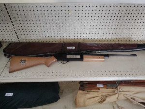 VINTAGE 760 COMMEMORATIVE  20TH ANNIVERSARY PUMP ACTION BB GUN BY CROSSMAN AIR GUNS