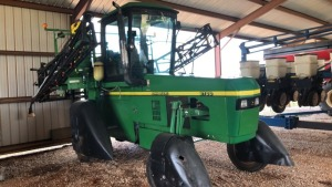John Deere Hicycle; 60' boom;  S#06700X012139; approx. 2700 hrs.
