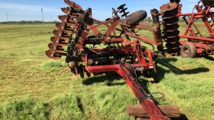 Case IH 496 Disc, approx. 15'; S#62945