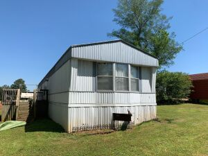 1993 Cavalier 80'x16' Unfurnished Mobile Home - to be moved from its current location;  Bill Of Sale Only
