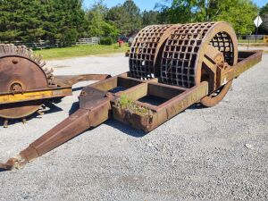 7' Heavy Duty Grid Roller
