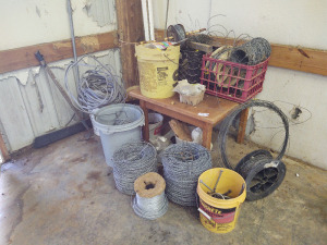 Barbed Wire & Fencing Supplies