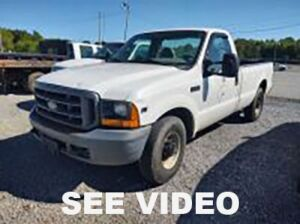 2000 Ford F-250 SD; Vin #: 1FTNF20LXYEA70906; 209,334 miles
