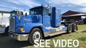 1994 FREIGHTLINER SEMI TRACTOR TRUCK WITH SLEEPER; VIN#1FUYDCXB0RP427398; 246,359 MILES