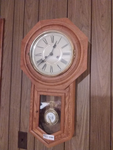 Regulator Pendulum Wall Clock