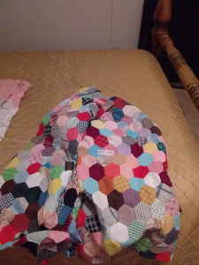 Multicolored Quilt