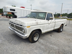 1973 FORD EXPLORER PICK UP TRUCK (BILL OF SALE ONLY) VIN# F10YU5299708 ***ABANDONDED AT A STORAGE FACILITY ***NO KEY ***CONDITION UNKNOWN