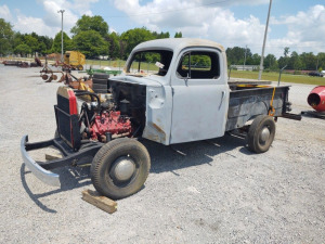 1949 Ford Pickup (Project Truck) ***HAULED IN; BILL OF SALE ONLY