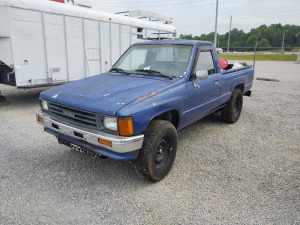 1988 TOYOTA PICK UP; 351,577 MILES; VIN# JT4RN50R2J5174872; DELAYED TITLE