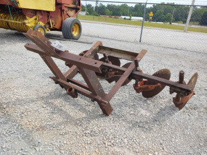 3 PT Hitch Bedder