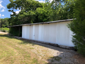 12' x 72' Metal Framed Building.  To be moved from its current location at the sole expense of the Buyer within 30 days
