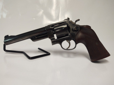 Smith & Wesson .45 Cal Model 1955, 6-shot, S 136732, 81417