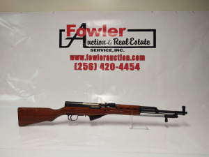 Chinese SKS 7.62x39, Bayonet, Matching Numbers, SN 24005573