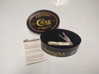 Case XX 2-Blade Arabian Horse With Tin