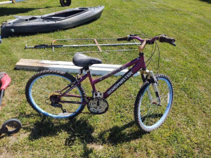 Woman's Roadmaster Bicycle