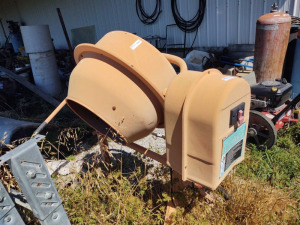Central Machinery 3 1/2 Cu. Ft. Cement Mixer