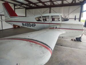 1961 Piper Aztec PA23-250 Piston Twin Aircraft