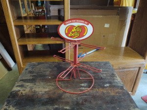 "Jelly Belly Stand, 18"" tall"