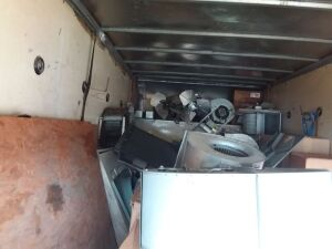 Contents Of Truck