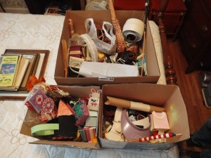 Boxes Of Miscellaneous
